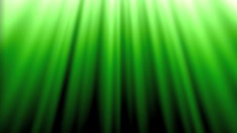 green aurora loop Stock Video Footage