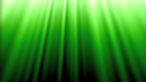 green aurora loop Animation
