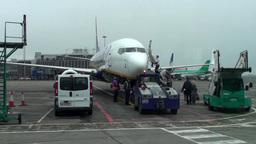 Boeing 757 1 Footage