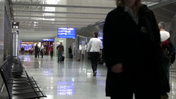 Sydney Airport Stock Video Footage