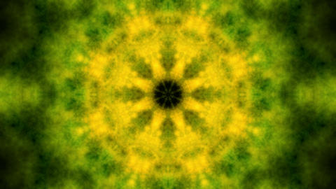 hot kaleidoscope noise Stock Video Footage