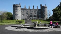 Kilkenny Castle 2 Footage