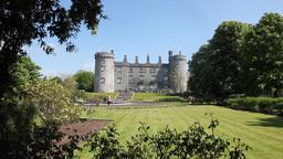 Kilkenny Castle 4 Footage