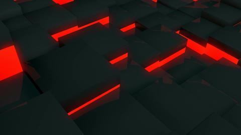 black tile dancing Stock Video Footage
