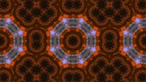 mosaic hardlights decoration Stock Video Footage