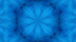 naline HD kgr 0219 blue crystal kaleidoscope Animation