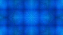naline HD kgr 0219 blue crystal kaleidoscope Stock Video Footage