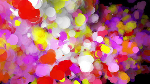 Abstract background for holiday Stock Video Footage