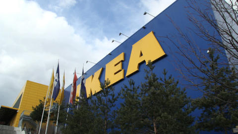 Ikea Stock Video Footage