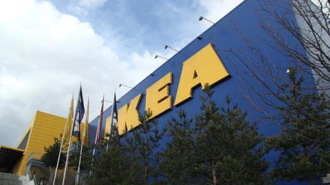Ikea Stock Video Footage