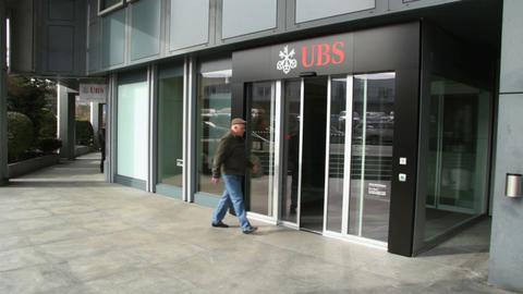 UBS - Geneva Footage