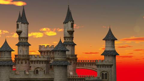 お城 Animation