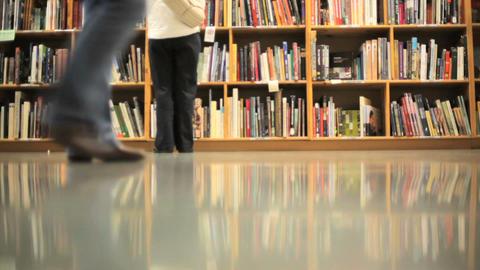 Book Shelves Live Action