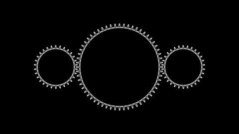 Gears 3 10 Stock Video Footage
