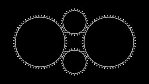 Gears 3 12 Animation