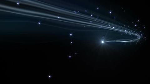Light streaks A 1 Ba HD Stock Video Footage