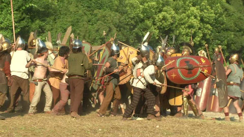 celt roman fight 25 Footage