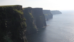 Cliffs of Moher Stock Video Footage