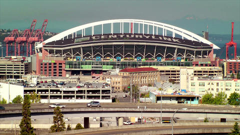 CenturyLink Field Stock Video Footage