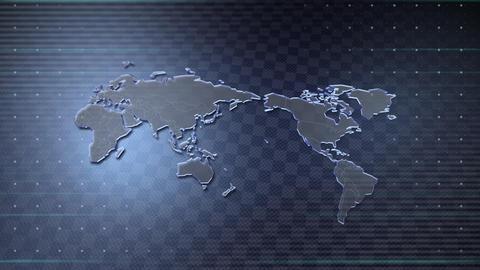 World c Animation