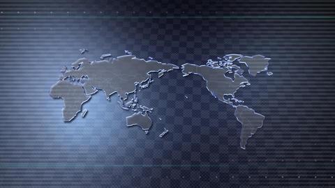 World c Stock Video Footage