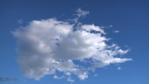 Clouds 301 Stock Video Footage