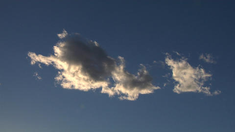 Clouds 303 Stock Video Footage