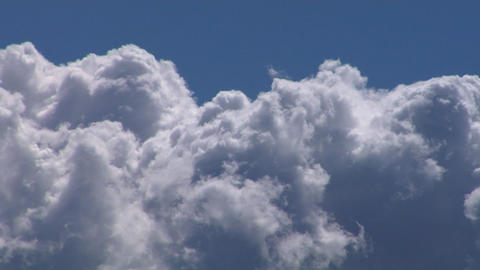 Clouds 305 Stock Video Footage