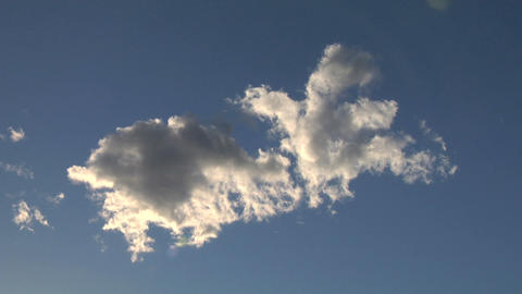 Clouds 405 Stock Video Footage