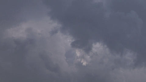 Clouds 413 Stock Video Footage