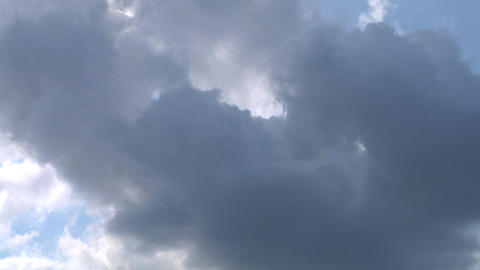 Clouds 417 Stock Video Footage
