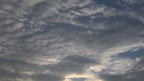 Clouds 423 Stock Video Footage
