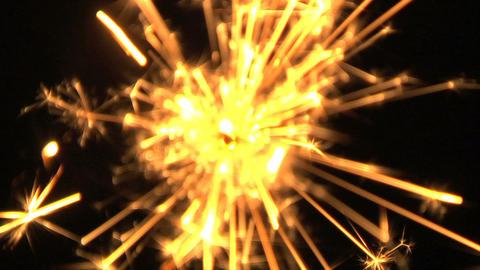 Sparkles 125 Footage