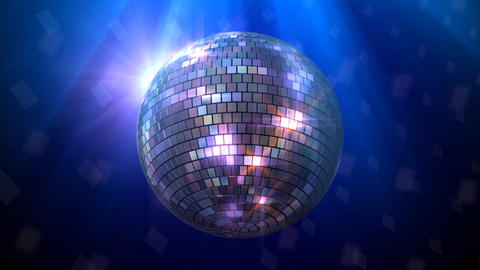 Mirror Ball Bb Animation