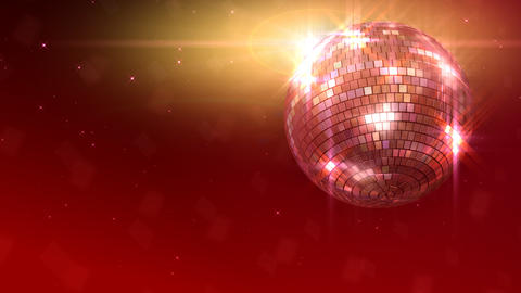 Mirror Ball Nc Stock Video Footage