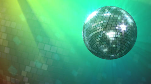 Mirror Ball Na Stock Video Footage