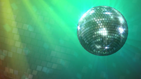 Mirror Ball Na Animation