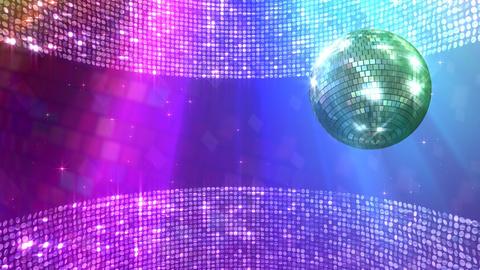 Mirror Ball Sb Stock Video Footage