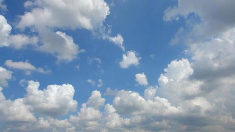 Cloud B 29 HD Stock Video Footage
