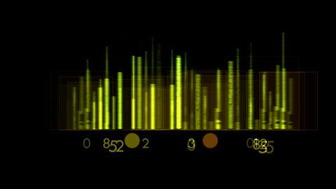matrix graph HD Stock Video Footage