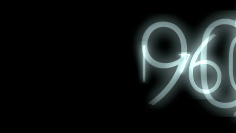 numbers Stock Video Footage