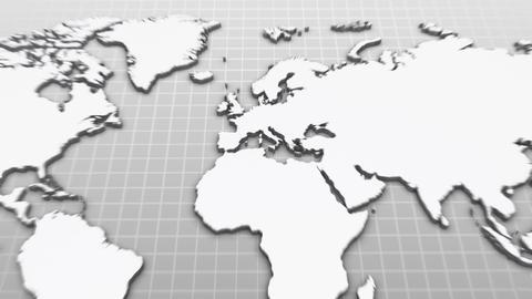 MapS W1 2aA Stock Video Footage