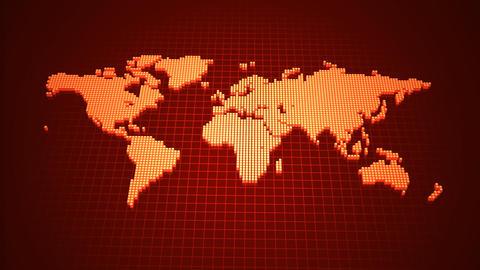Map BlockGI W1 E Stock Video Footage