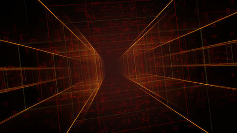 Digital Space A023 B Stock Video Footage