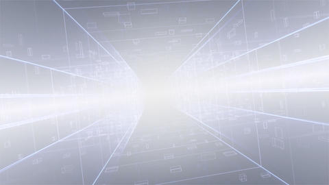 Digital Space A023 C Stock Video Footage