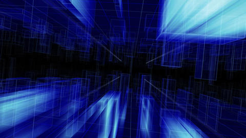 Digital Space A020 A Animation