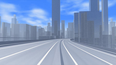 City Highway aa Animation