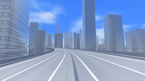 City Highway a Animation
