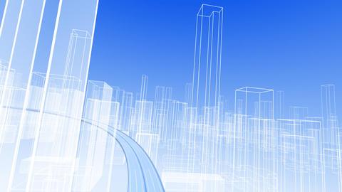 City Highway k Animation