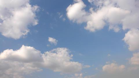 Cloud F 19 HD Stock Video Footage